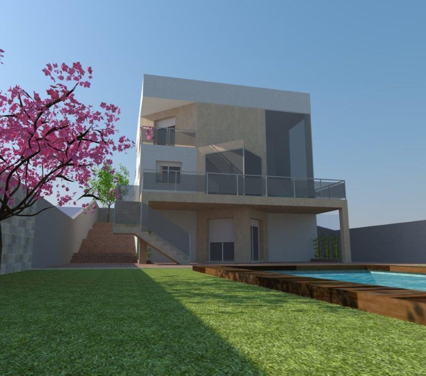 Prom.Estruc.Galian,SL-Vivienda Unifamiliar Urbanización El Coto II